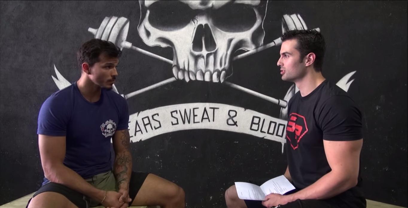 Interview de Marvin Nauche, propriétaire de la box CrossFit Montpellier