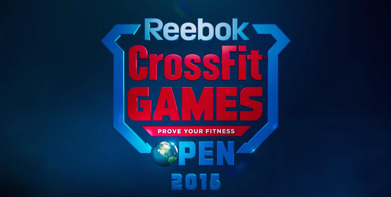 Le moment est venu de célébrer le Reebok CrossFit Games Open 2015