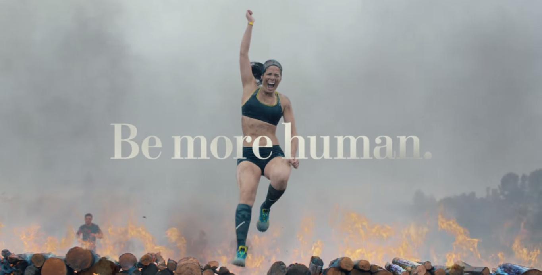 La dernière pub de Reebok: Être plus humain !