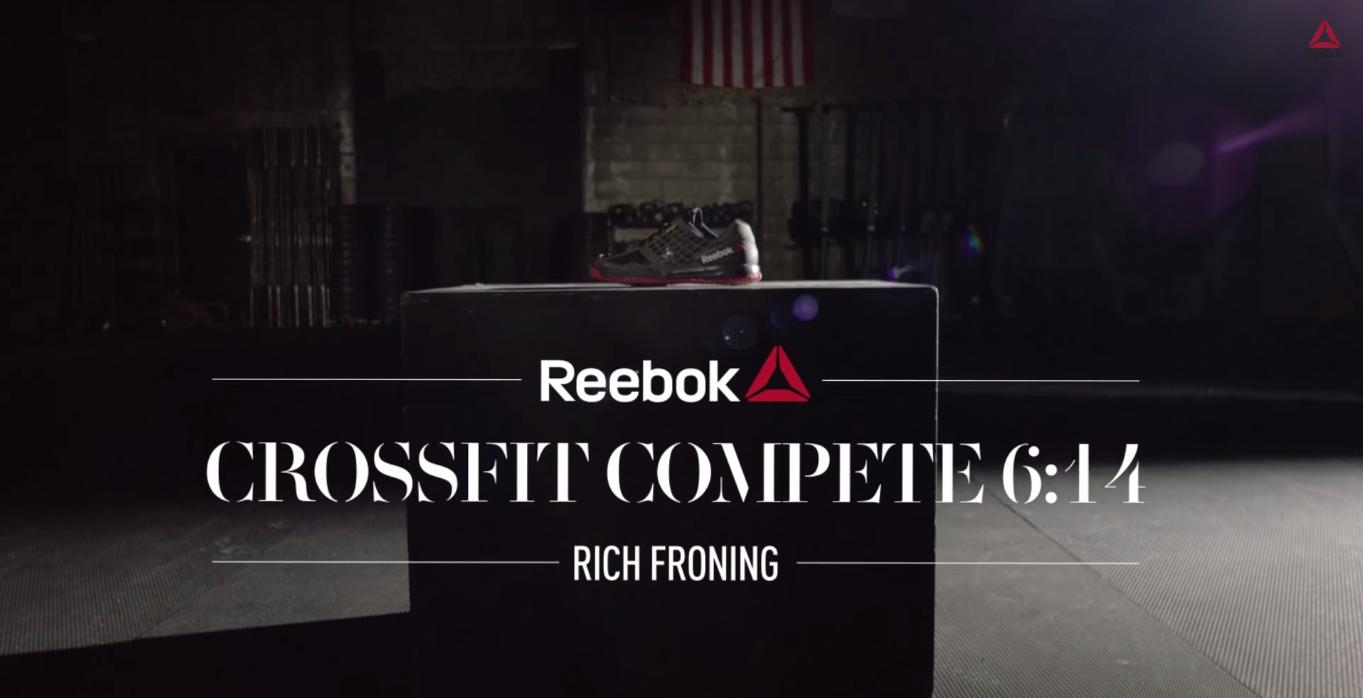 Reebok CrossFit Compete 6:14