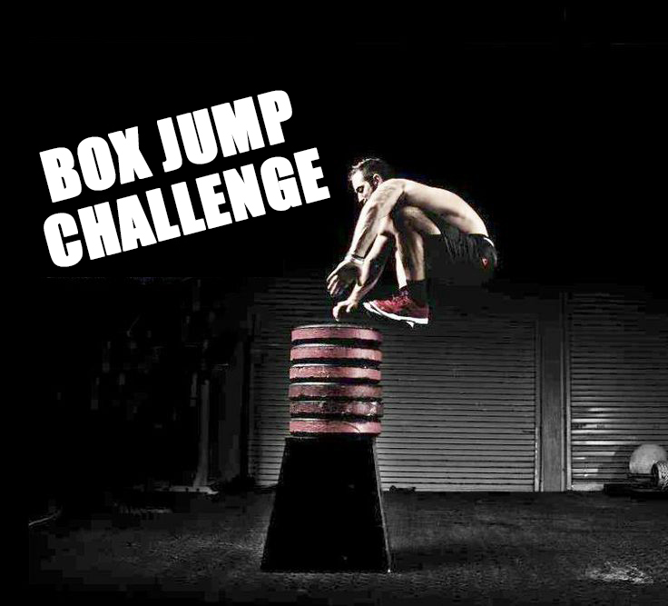 Box Jump Challenge