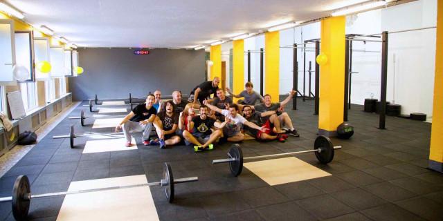 Présentation de la Box CrossFit Lutèce