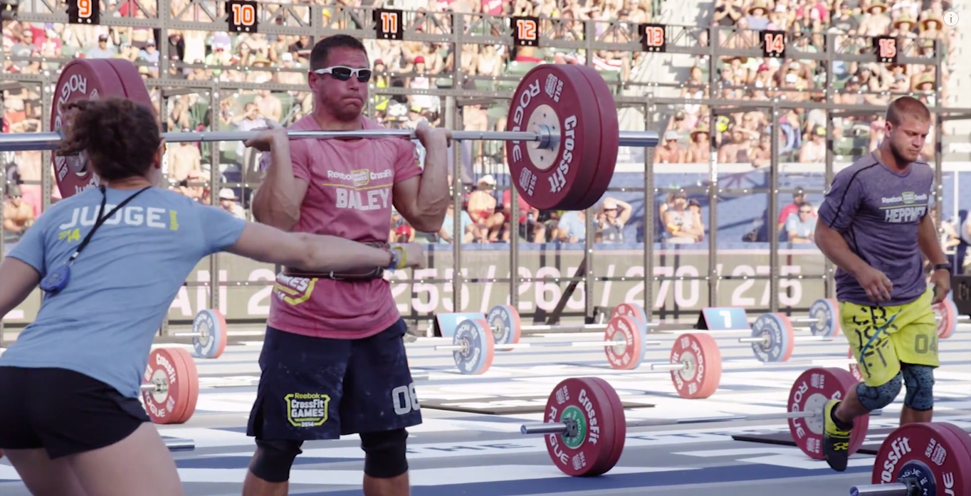 News Reebok CrossFit Games 30 Mars 2015