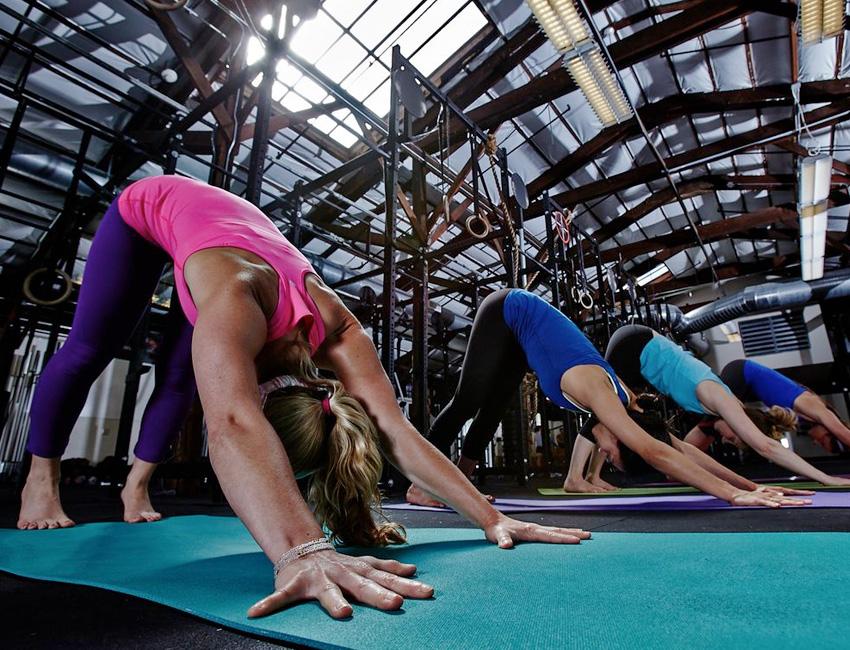 CrossFit et yoga, une association gagnante ?