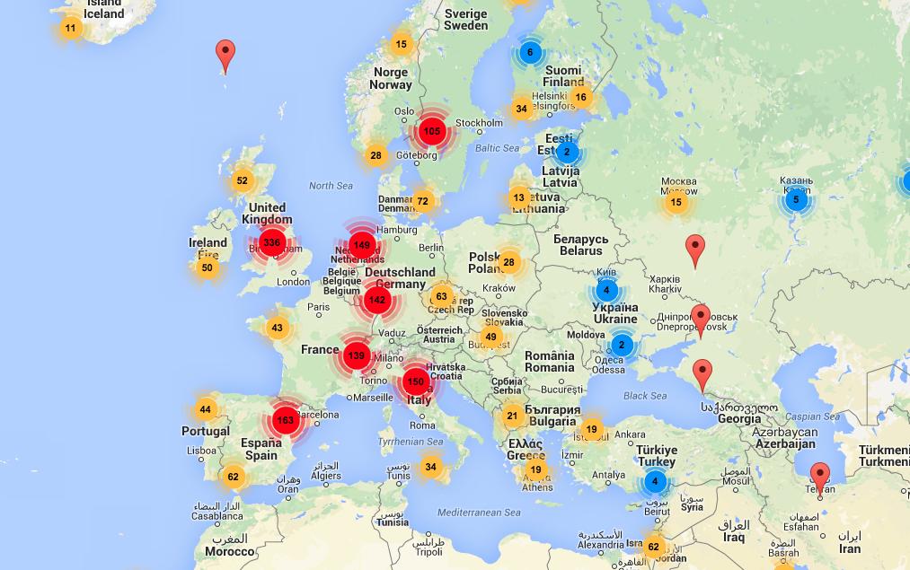 Le développement du Crossfit en France et en Europe