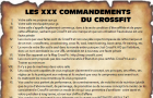 Les Commandements du CrossFit ®* par Thomas Picard (Rupella CrossFit)