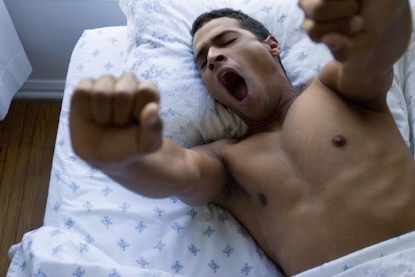 L'impact de l'entraînement sur votre sommeil