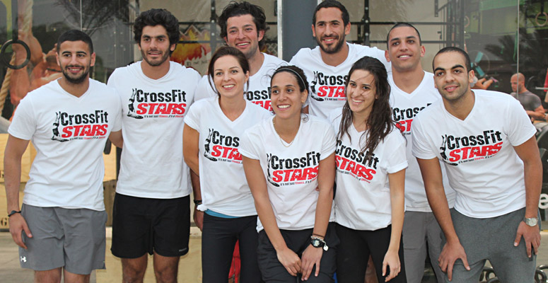 3 choses que font les stars du crossfit au quotidien