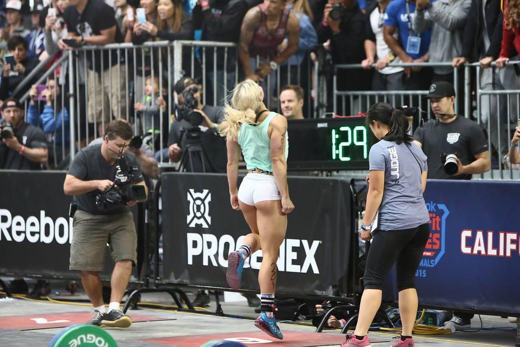 Récap CrossFit Regionals 2015 Semaine 2