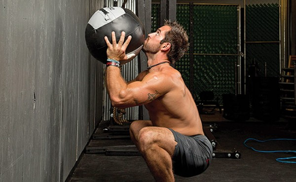 rich froning wall ball