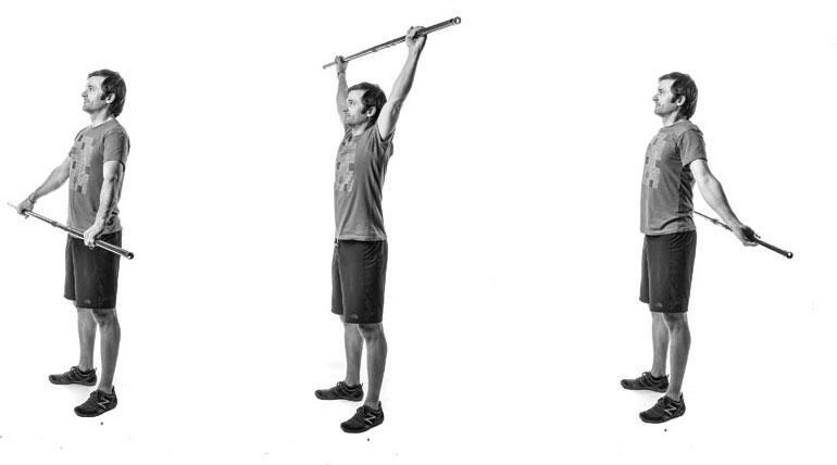 Quelques astuces pour garder votre épaule en bonne santé