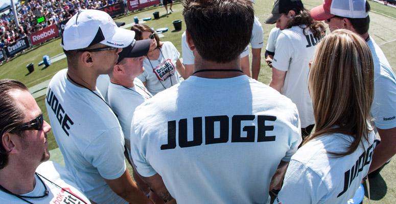 3 conseils pour être un juge lors d'une compétition de crossfit