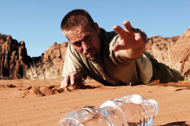 Quelle quantité d'eau doit-on boire pendant un WOD?