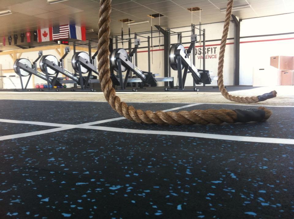 À la rencontre de la nouvelle box CrossFit Valence