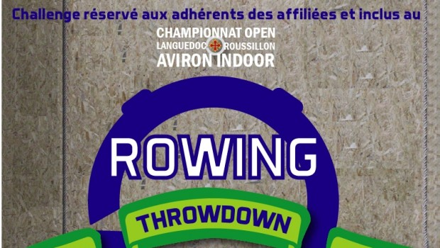 Rowing Throwdown 2015