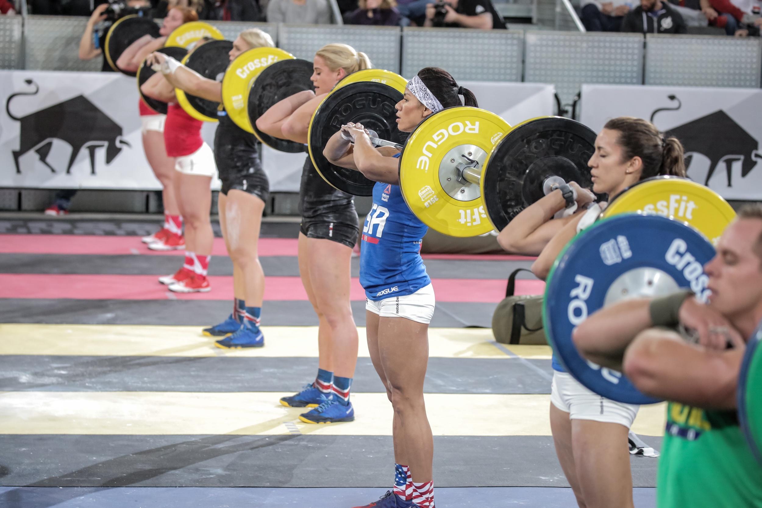 Compte rendu du Reebok CrossFit Invitational 2015