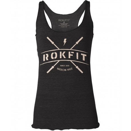 débardeur femme CrossFit ®* rokfit