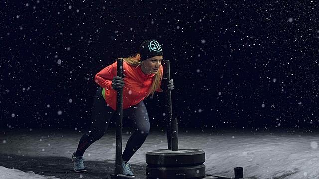 Comment garder la motivation pour woder quand il fait froid ?