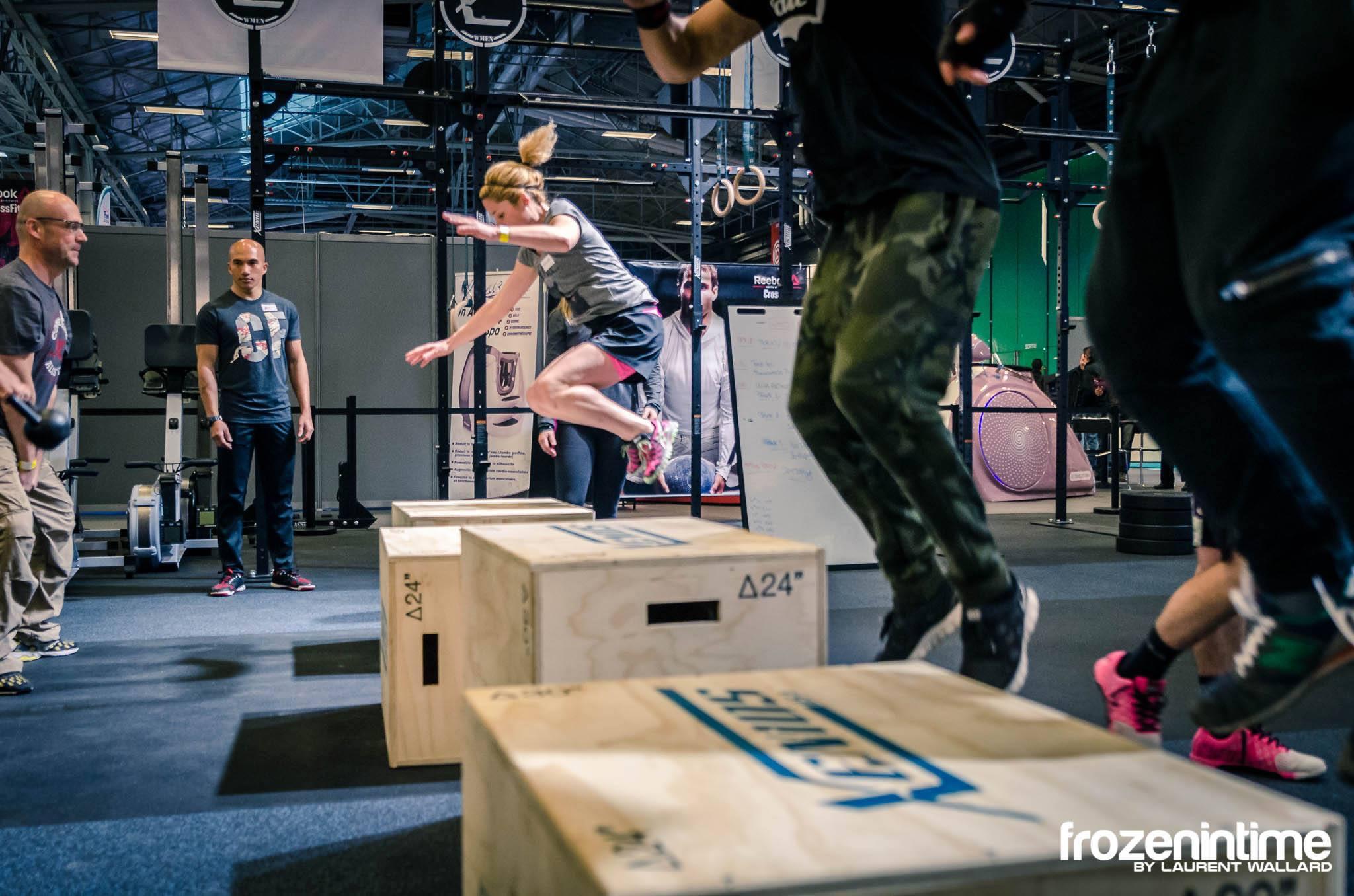 Savoir repérer les traces du CrossFit®* sur notre corps (et les expliquer à notre entourage)