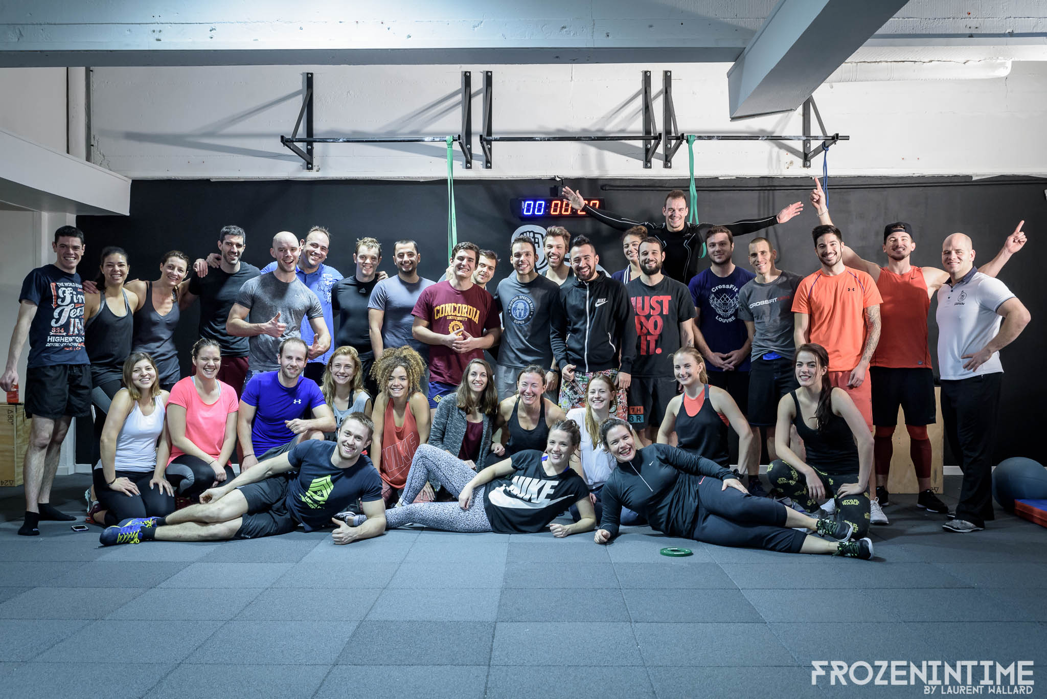 À la rencontre de CrossFit Gavroche