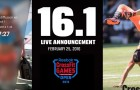 L'annonce de l'Open Workout 16.1 en direct de Norcal CrossFit