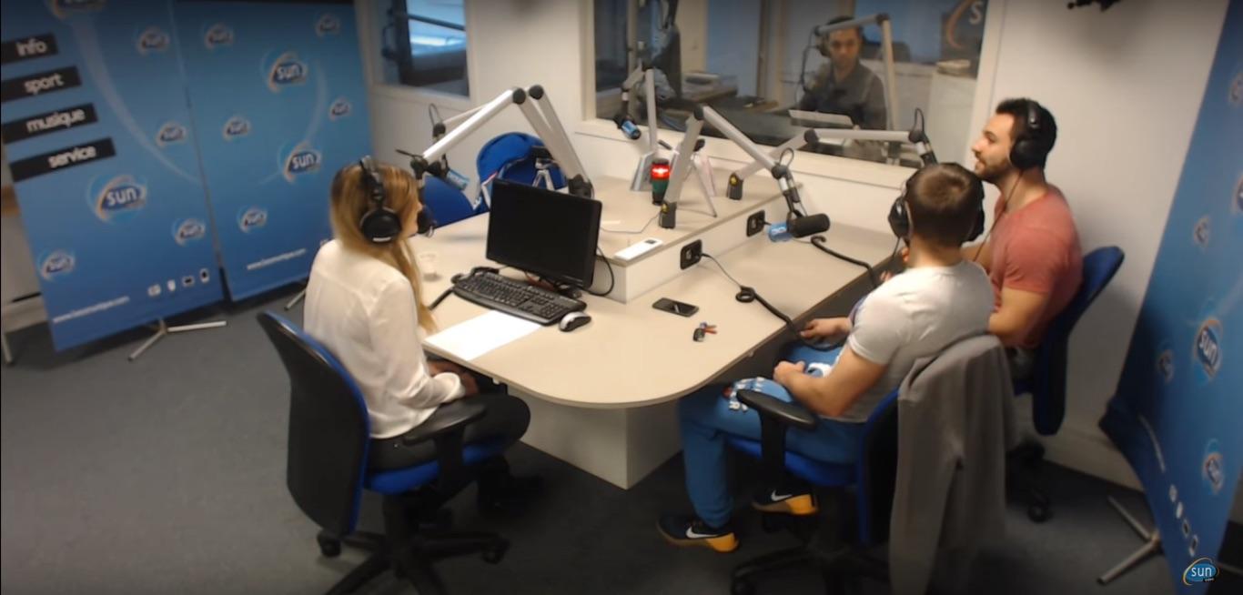 Reportage crossfit par SUN Radio Nantes