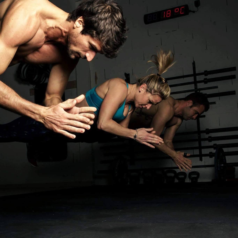 À la rencontre de CrossFit®* Biot
