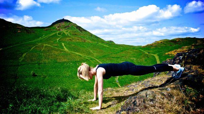 21 workouts que vous pouvez faire à la maison, en voyage ou en vacances