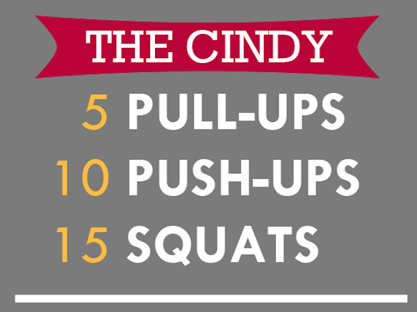 Testez votre force et votre endurance avec le WOD Cindy et Cindy XXX
