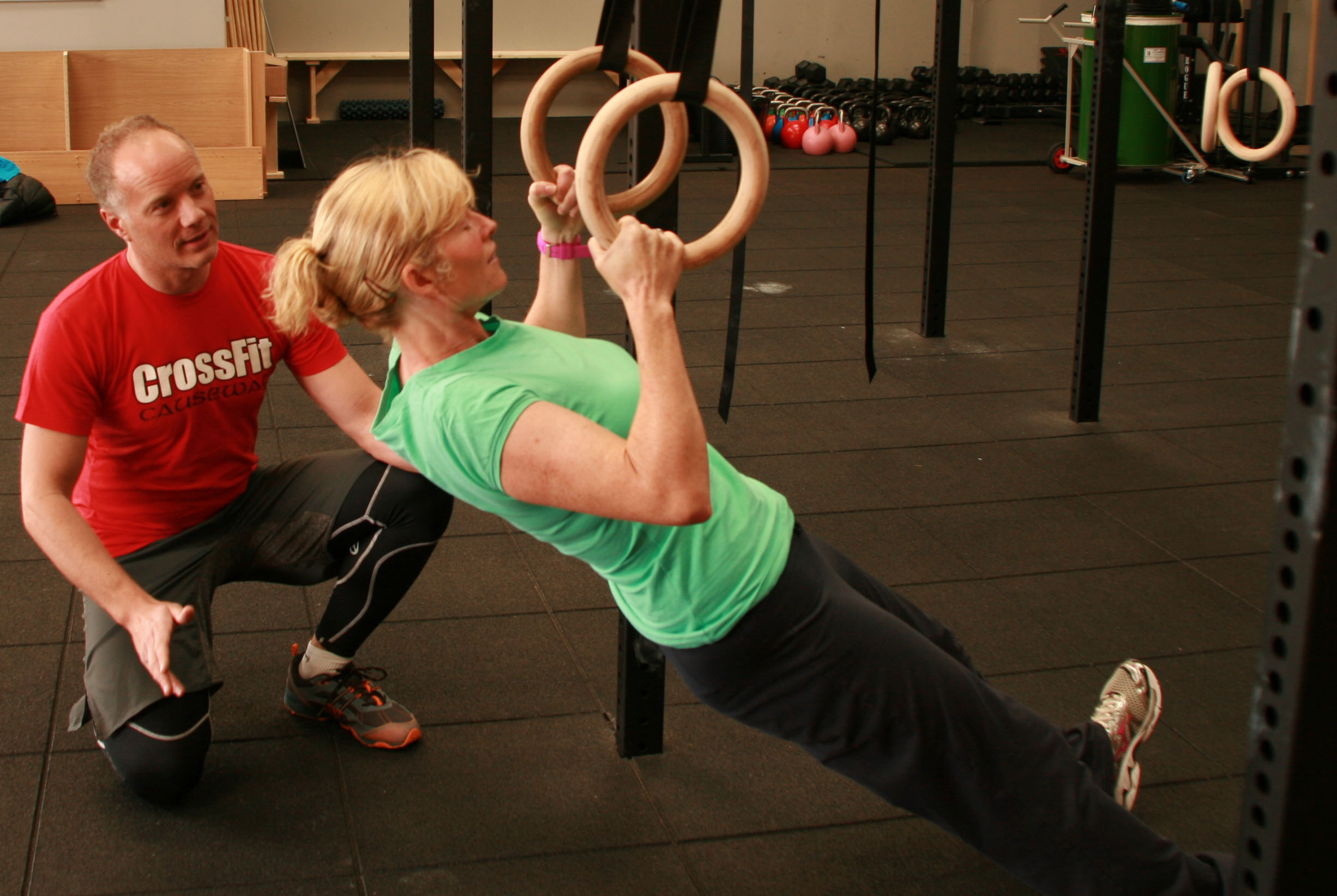 Les 5 rôles essentiels d'un coach de CrossFit®* !