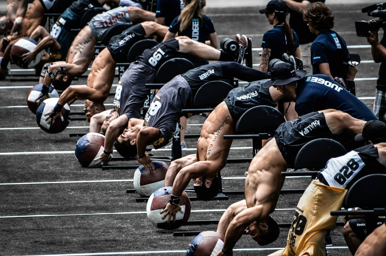 Êtes-vous un plutôt un athlète ou plutôt un sportif ?