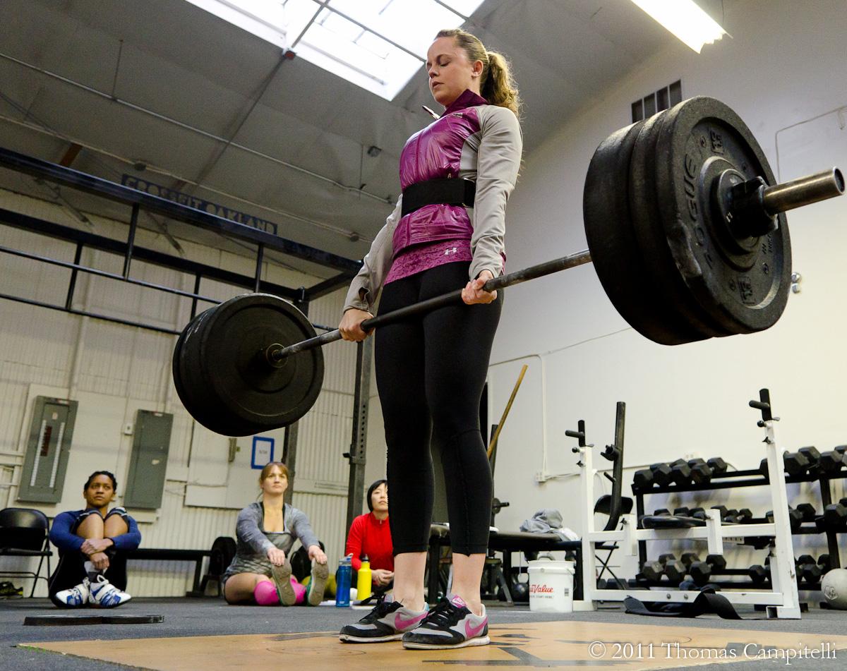 Pourquoi se filmer peut être important pour votre réussite en CrossFit ?