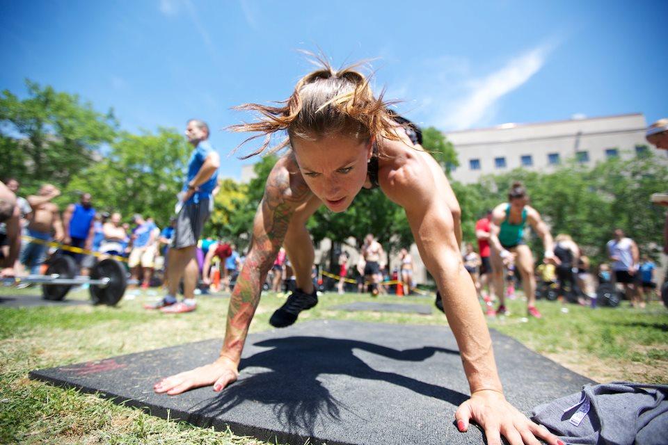 Les 5 mouvements de base à connaître en CrossFit !