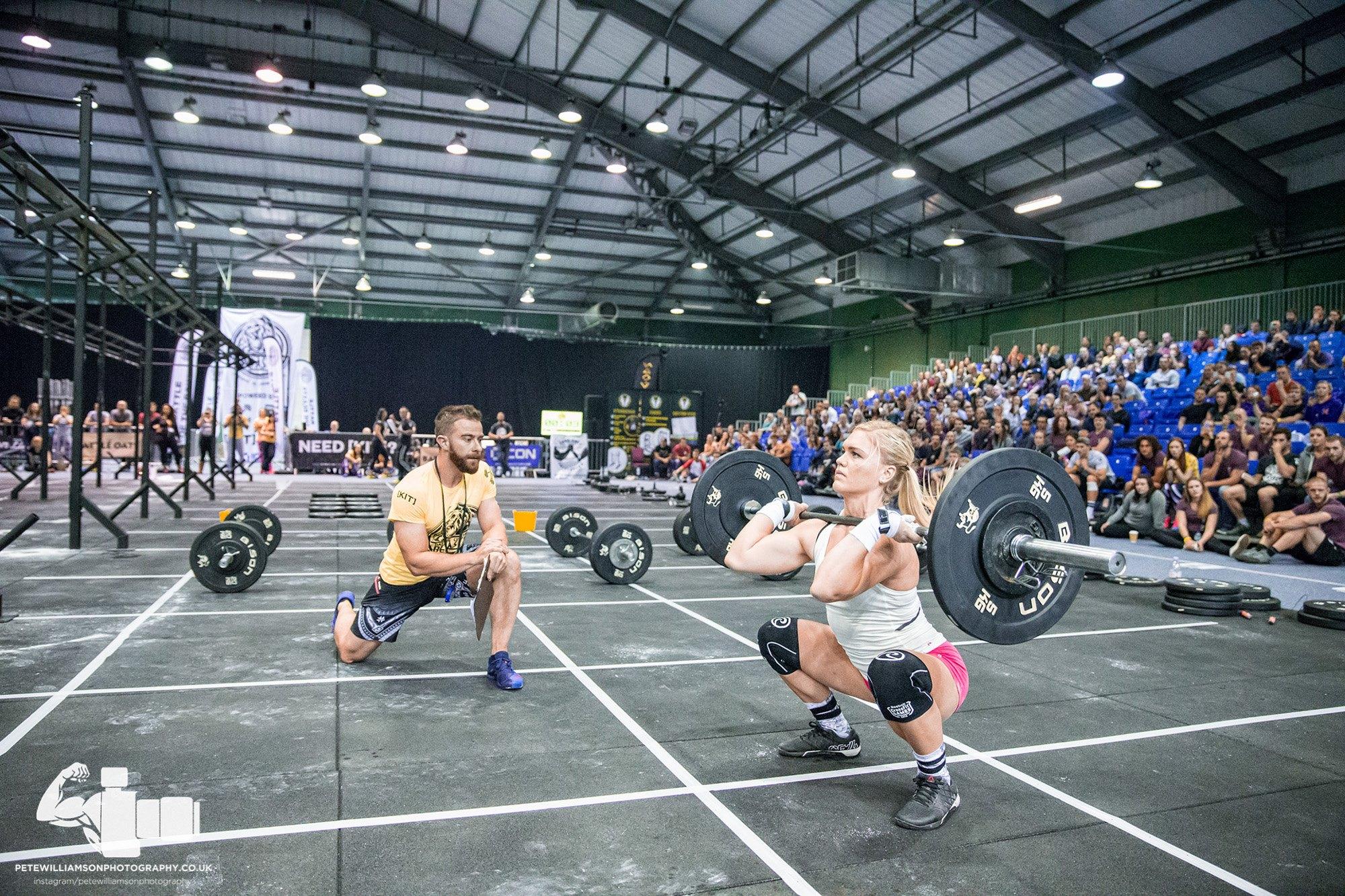 Quelle catégorie choisir pour une première compétition de CrossFit ?