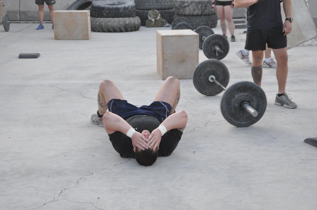 Peut-on être dégoûté du CrossFit ? 5 conseils pour éviter le Burnout !