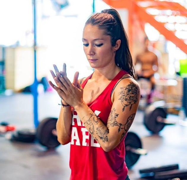 Les plus belles CrossFitteuses ! Septembre 2016