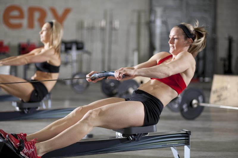 5 astuces importantes pour intégrer correctement le rameur dans votre entraînement !