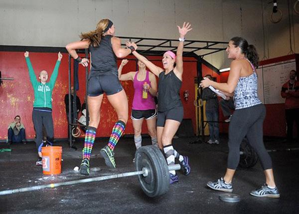 5 raisons pour lesquelles vous devez célébrer plus souvent vos réussites en CrossFit !