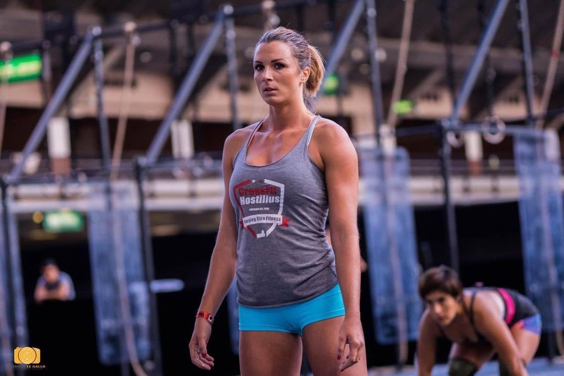 Les plus belles CrossFitteuses ! Octobre 2016