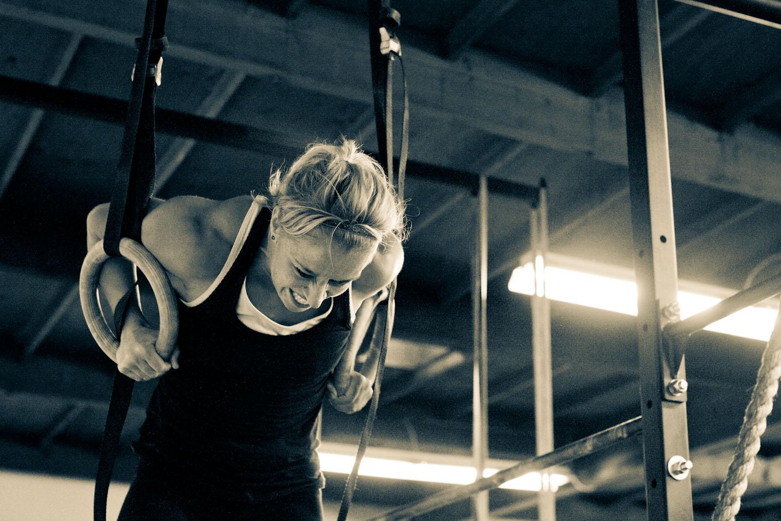 L'importance de travailler ses faiblesses en CrossFit !