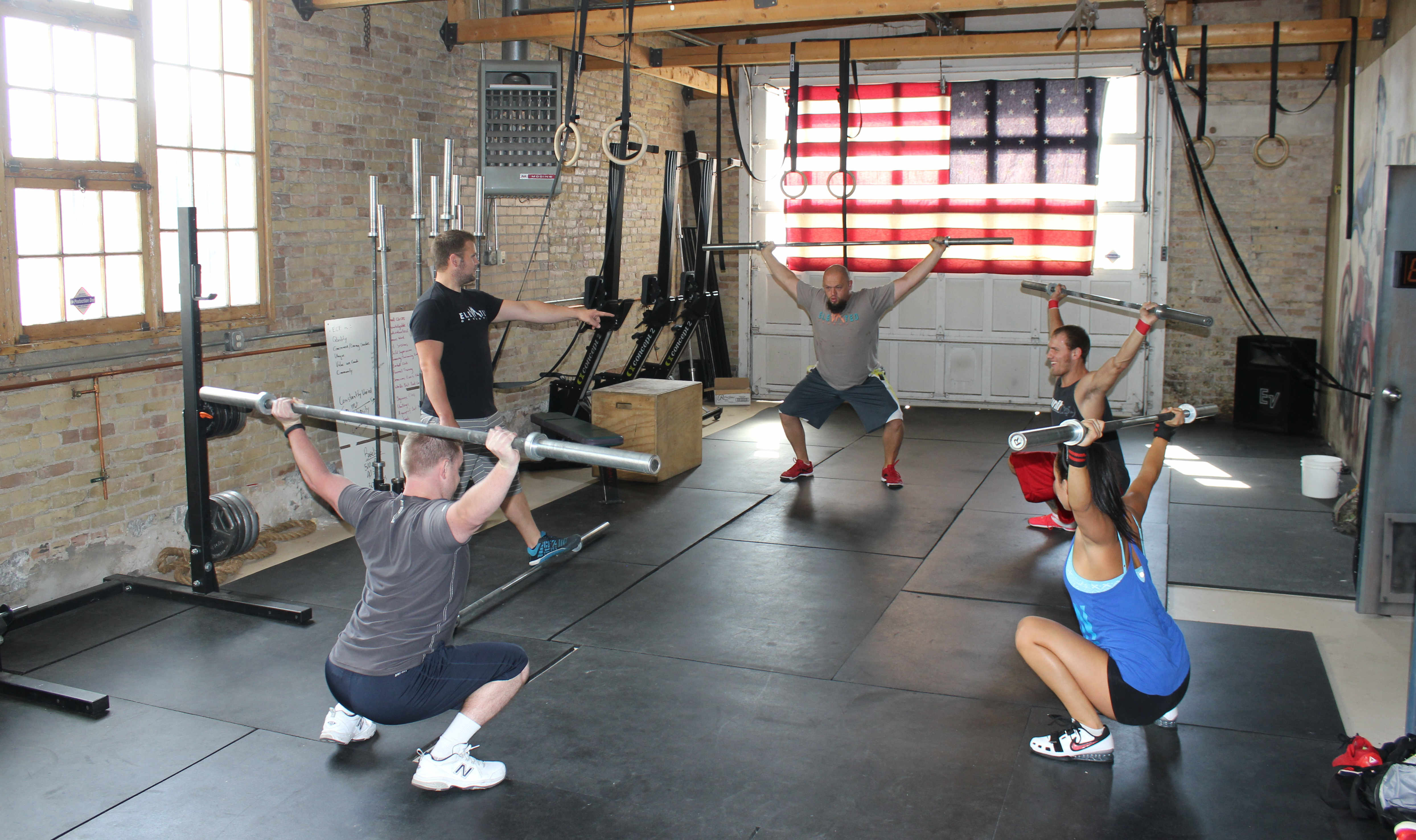 Le CrossFit pour une santé durable… 5 points à ne jamais négliger !