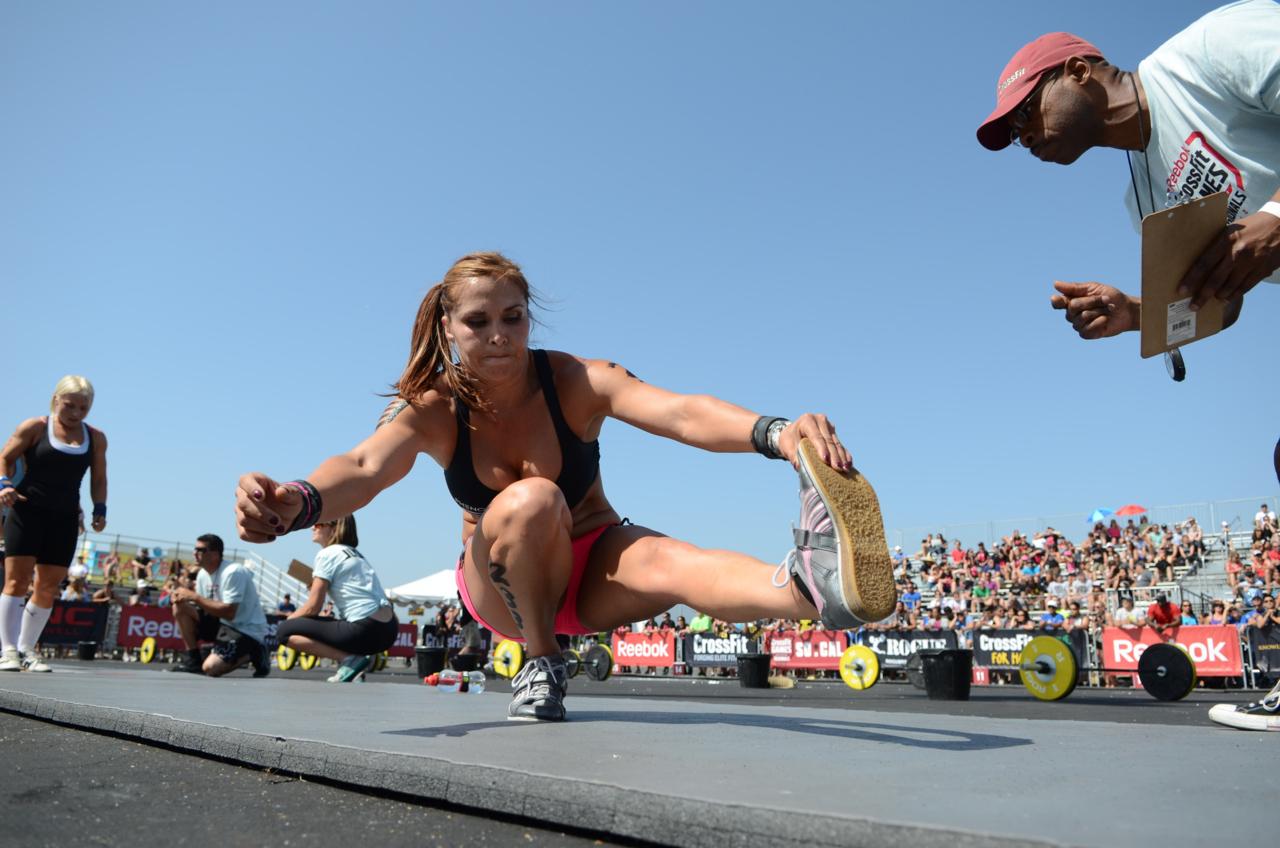 5 WODs AMRAP pour les CrossFitters qui aiment le challenge !