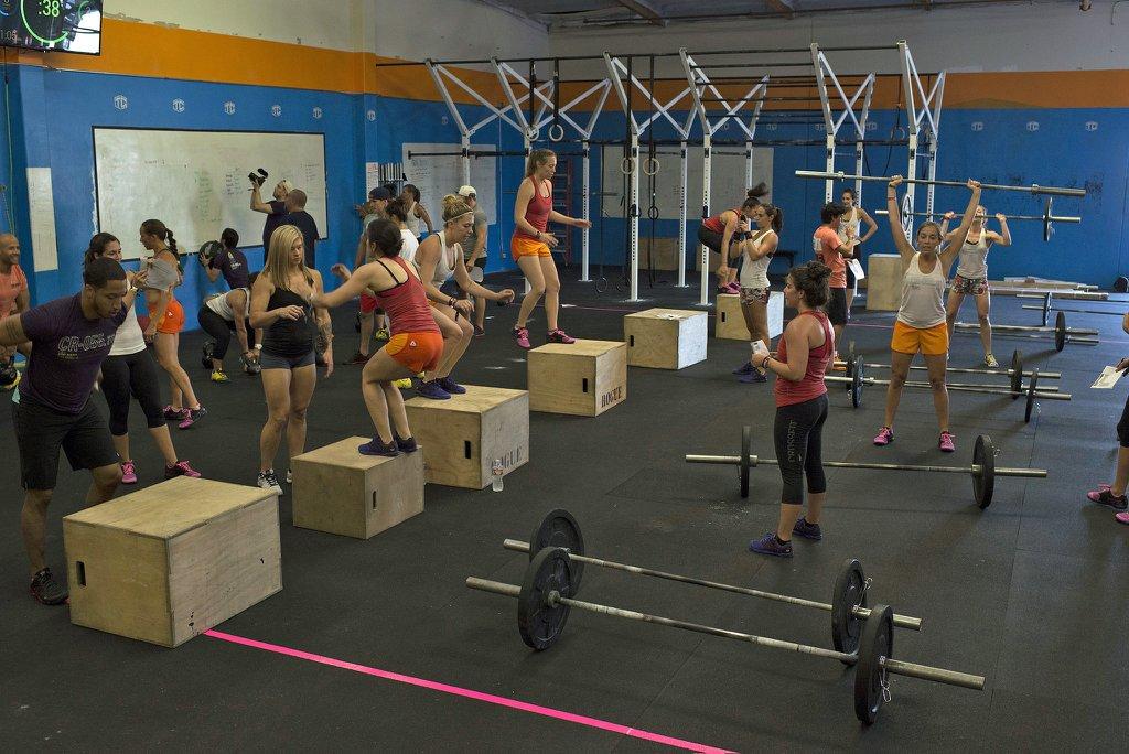 CrossFit : les conseils pour surmonter l'intimidation de la première fois !