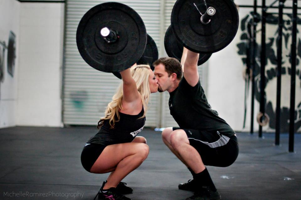 9 raisons de tomber amoureux d'une CrossFitteuse !