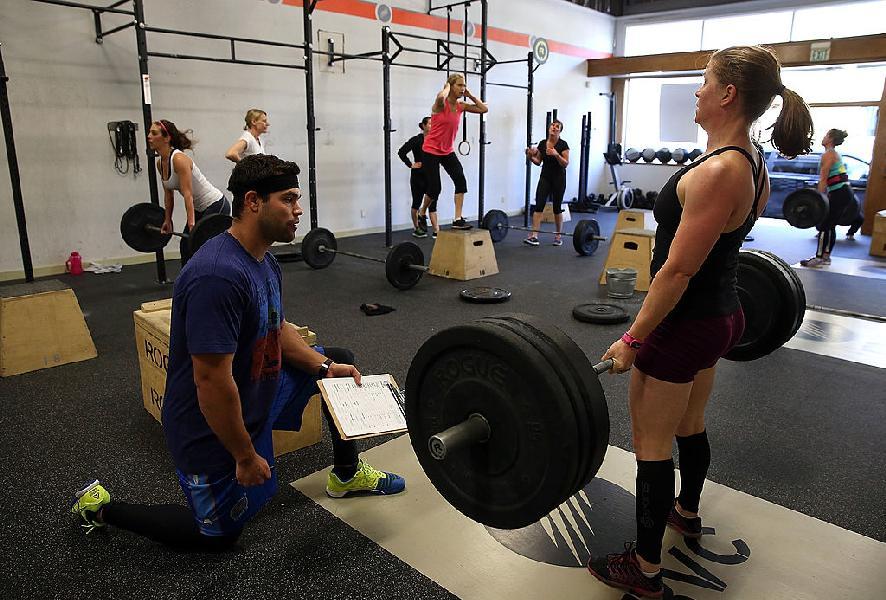 5 raisons pour lesquelles vous avez besoin du CrossFit dans votre vie !