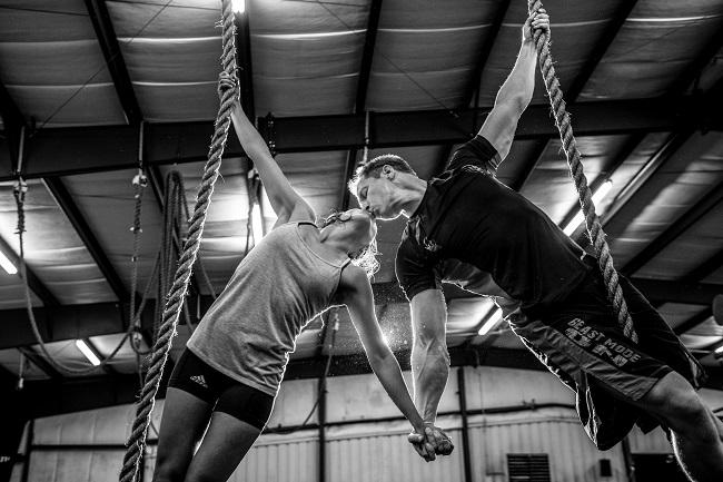 8 raisons de tomber amoureuse d'un CrossFitter !