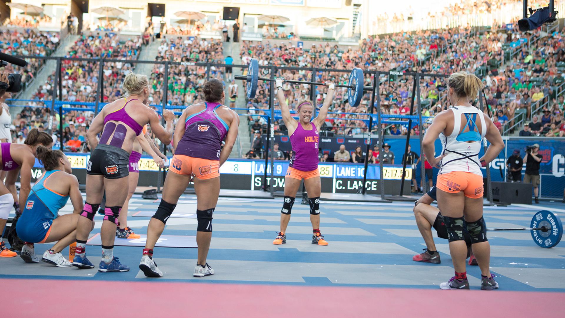 8 conseils pour préparer une compétition de CrossFit !