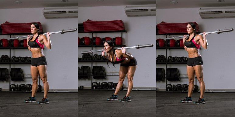 4 signes que vous négligez vos muscles fessiers lorsque vous squattez