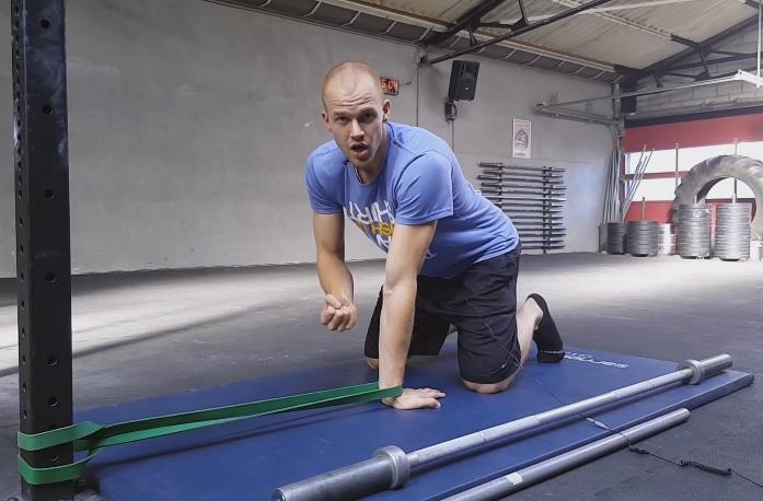 Travaillez votre souplesse des poignets pour le CrossFit et l'haltérophilie !