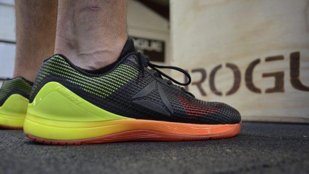 Nous avons testé pour vous… la Reebok CrossFit ®* Nano 7 !